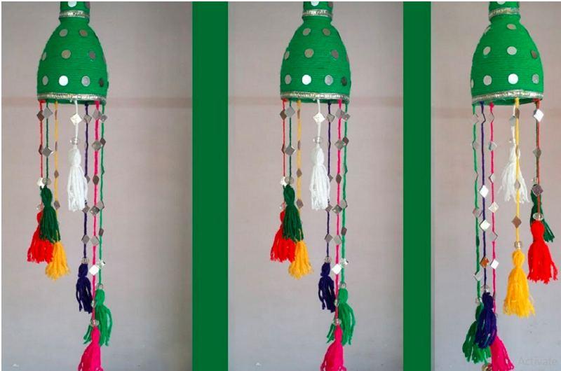 cách làm đồ chơi từ chai nhựa