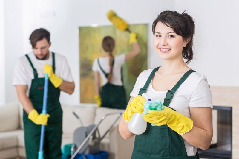 dịch vụ vệ sinh theo giờ