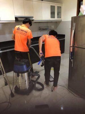 Hình ảnh dịch vụ vệ sinh tại Quận 12 - Vesinhnha.com.vn